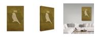 "Trademark Global Red Atlas Designs 'State Animal Iowa' Canvas Art - 16"" x 24"""