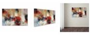 "Trademark Global Masters Fine Art 'Ascent' Canvas Art - 22"" x 32"""