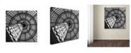"Trademark Global Rob Cherry 'Shot Factory' Canvas Art - 35"" x 35"""