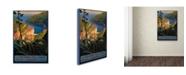 "Trademark Global Lantern Press 'Illustration 6' Canvas Art - 22"" x 32"""