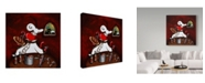 "Trademark Global Jake Hose 'Good Times Chef' Canvas Art - 24"" x 24"""