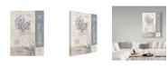 "Trademark Global Lisa Audit 'Rivage II' Canvas Art - 24"" x 32"""