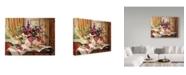 "Trademark Global Robin Anderson 'Leticia' Canvas Art - 35"" x 47"""