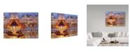 "Trademark Global Steve Henderson 'Autumn Dance' Canvas Art - 35"" x 47"""