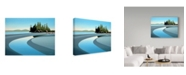 "Trademark Global Ron Parker 'Tidal Pool' Canvas Art - 24"" x 32"""