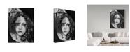 "Trademark Global Sheena Pike Art And Illustration 'Inner Demons' Canvas Art - 35"" x 47"""