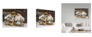 "Trademark Global Sharon Forbes 'Chattanooga Choo Choo' Canvas Art - 35"" x 47"""