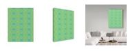"Trademark Global Josefina Baumann Aubone 'Kameez' Canvas Art - 24"" x 32"""