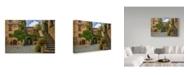 "Trademark Global Jason Matias 'Italian Architecture' Canvas Art - 32"" x 22"""