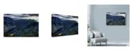 "Trademark Global Maciej Duczynski 'High Tatra 1' Canvas Art - 32"" x 22"""
