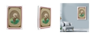 "Trademark Global Philippe Debongnie 'Family Album Louise' Canvas Art - 30"" x 47"""