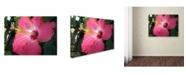 """Trademark Global Monica Fleet 'Empowering Bliss' Canvas Art - 24"""" x 18"""""""