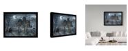 "Trademark Global Jeff Tift 'Uninvited Guest' Canvas Art - 14"" x 19"""