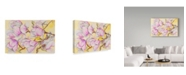 "Trademark Global Joanne Porter 'Tulip Tree' Canvas Art - 12"" x 19"""