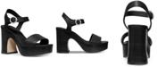 Michael Kors Fiona Platform Dress Sandals