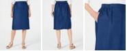 Alfred Dunner Pull-On Skirt
