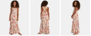Billabong Big Girls Floral-Print Maxi Dress