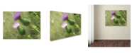 """Trademark Global Monica Fleet 'Assorted Intention' Canvas Art - 14"""" x 19"""""""