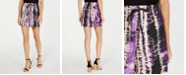 INC International Concepts INC Tie-Dyed Shorts, Created for Macy's