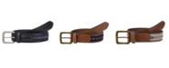 Tommy Hilfiger Ribbon Inlay Men's Belt