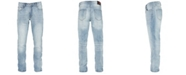 Ecko Unltd Men's Ecko Core Stretch Straight-Fit Denim