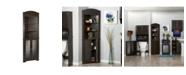 RiverRidge Home RiverRidge Ellsworth Collection Tall Corner Cabinet
