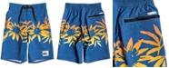 Quiksilver Toddler & Little Boys Highline Choppa Printed Swim Trunks