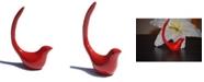 "Vibhsa Bird Ring Holder Jewelry 3.8"" H"