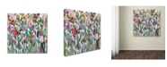 """Trademark Global Carrie Schmitt 'Protect Your Soul' Canvas Art - 18"""" x 18"""""""