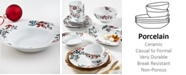 Martha Stewart Collection CLOSEOUT! Royal Blush Dinner Bowl, Created for Macy's