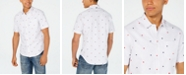 Sean John Men's Embroidered Star Shirt