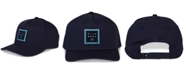 Billabong Big Boys Stacked Logo Cotton Snap-Back Hat