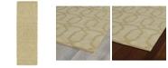 """Kaleen Imprints Modern IPM03-28 Yellow 2'6"""" x 8' Runner Rug"""