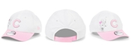 New Era Toddlers & Little Girls Chicago Cubs Minnie Heart 9FORTY Adjustable Cap