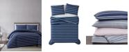 Truly Soft Maddow Stripe Twin XL Duvet Set