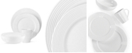 Lenox Dinnerware, Tin Can Alley 7 Degree 4 Piece Place Setting