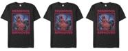 Marvel Men's Deadpool Approved Short Sleeve T-Shirt
