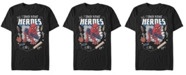 Marvel Men's Spider-Man I Teach Future Heroes Short Sleeve T-Shirt