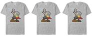 Marvel Men's Avengers The Mighty Kawaii Thor Short Sleeve T-Shirt