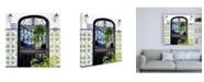 "Trademark Global Philippe Hugonnard Made in Spain 3 Main Entrance Canvas Art - 15.5"" x 21"""