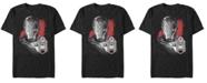 Marvel Men's Avengers Endgame Fierce Ironman Glance And Tag Short Sleeve T-Shirt
