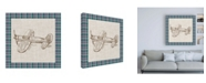 "Trademark Global Vision Studio Retro Toys IV Childrens Art Canvas Art - 36.5"" x 48"""