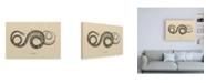 "Trademark Global Wild Apple Portfolio Vintage Viper Canvas Art - 27"" x 33.5"""