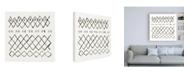 "Trademark Global Moira Hershey Nordic Vibes I Canvas Art - 36.5"" x 48"""
