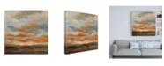 "Trademark Global Silvia Vassileva High Desert Sky II Canvas Art - 15.5"" x 21"""
