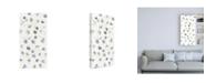"Trademark Global Mike Schick Nougat Neutral III Canvas Art - 36.5"" x 48"""