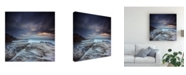 "Trademark Global Yan Zhang Waking Up Water Canvas Art - 15"" x 20"""