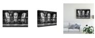 "Trademark Global Marc Pelissier Baker Street Canvas Art - 37"" x 49"""