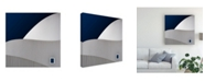 "Trademark Global Luc Vangindertael Lagrange Little Window Simple Canvas Art - 20"" x 25"""