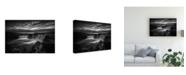 "Trademark Global Saskia Dingemans Dramatic Godafoss Canvas Art - 20"" x 25"""